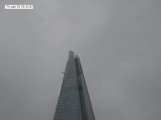 Webcam Shard London Bridge - London Live webcamera